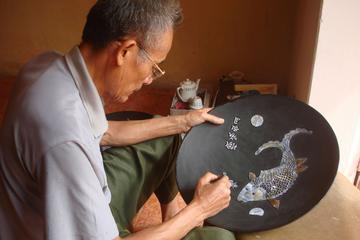ハノイ発北部ベトナムの伝統工芸日帰り旅行