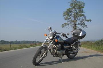 バイクで行くハノイの伝統工芸村