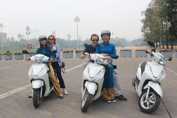 Hanoi City Tour half day by Motorbike...
