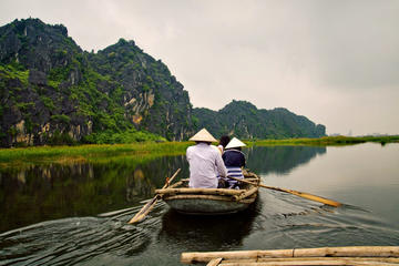 Privater Tagesausflug nach Ninh Binh ab Hanoi