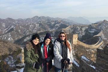 Greatwall hiking from beginning to the end at Jinshanling Greatwall