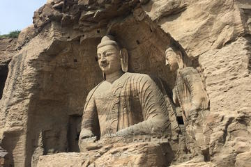 Yungang Grottoes and Hanging Temple in Datong