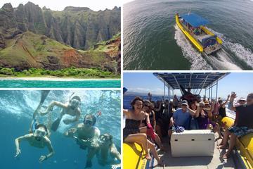 Visite touristique avec snorkeling...