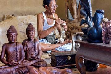 Bali Ubud Arts And Tanah Lot Sunset Tour