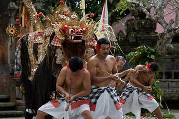 Discover Bali: Kintamani Barong Tour