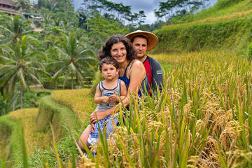 Tegalalang Rice Terrace and Bamboo Forest Trekking