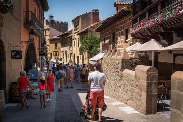 バルセロナのスペイン村入場券、ビデオ ガイドの…
