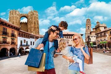 Billet d'entrée au Poble Espanyol de Barcelone avec option guide vidéo