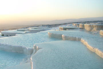 Best of Pamukkale Tour From Kusadasi
