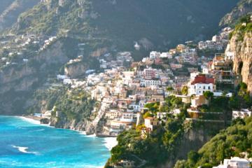 Recorrido privado por costa de Amalfi