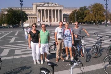 Fahrradtour zu den Höhepunkten von Budapest