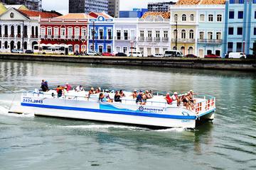 Recorrido en barco en Recife