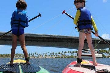 Stand up Paddle in Jaboatão River ...