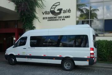 Traslado de salida desde el Cabo de Santo Agostinho al aeropuerto de...