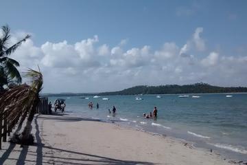 Traslado de salida desde Praia Carneiros al Aeropuerto de Recife