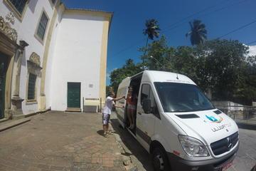 Traslado para llegadas desde el aeropuerto de Recife a Olinda
