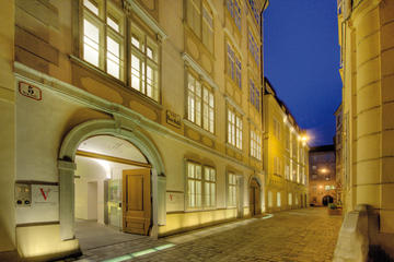 Entrada a Mozarthaus Vienna