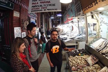 Recorrido a pie por la ciudad de Santiago, incluida cata de cerveza