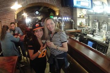 Recorrido de día completo de la cerveza en Valparaíso desde Santiago