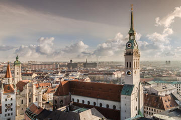 Private Munich City Walking Tour