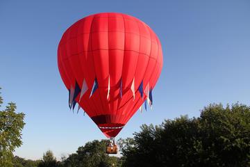 Passeio de balão de ar quente em Chester County