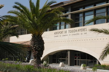 Private Transfer from Toulon Hyeres Airport to Antibes