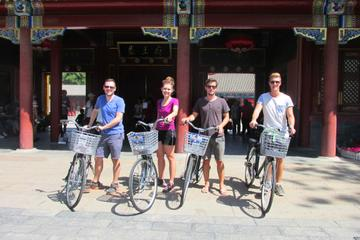 Private Half-Day Hutong Bike Tour in...