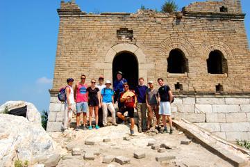 Wild Great Wall Hiking Day Tour from Jiankou to Mutianyu