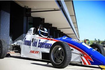 Expérience de course en Formule Ford...