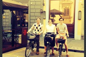 Tour in bicicletta notturno di Firenze