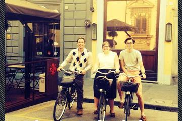 Tour nocturno en bicicleta por Florencia