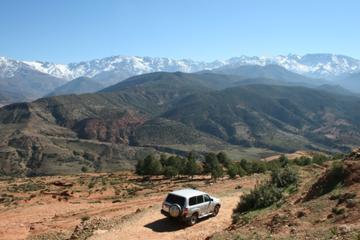 Avontuurlijke dagtrip naar de Hoge Atlas per 4x4 vanuit Marrakesh