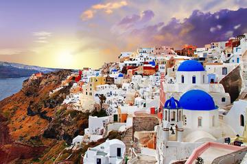 7-tägige Tour nach Athen und Santorin