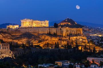 8-tägige Tour nach Athen, Mykonos und Santorin