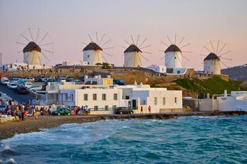 Circuit de 7jours à la découverte d'Athènes et de Mikonos