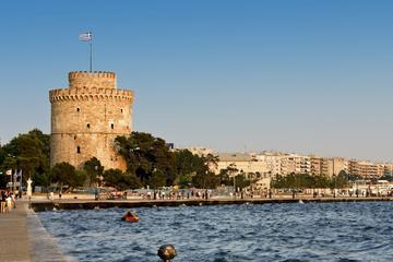 Escapade de 4jours à Thessalonique