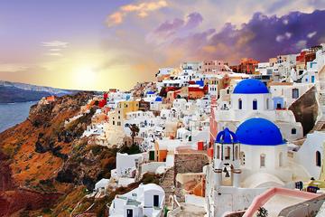 Excursion de 7jours à Athènes et Santorin