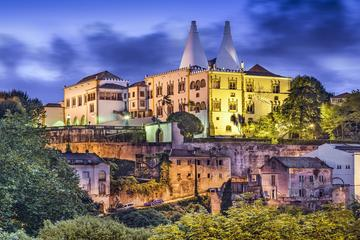 Sintra, Pena Palace, and the...