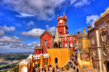 Sintra and Cabo da Roca with Pena ...