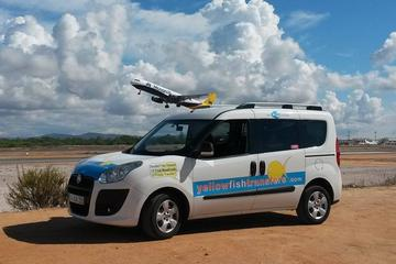 Private Faro Airport Transfer to Albufeira
