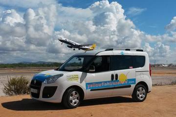 Traslado particular do aeroporto de Faro para Lagos