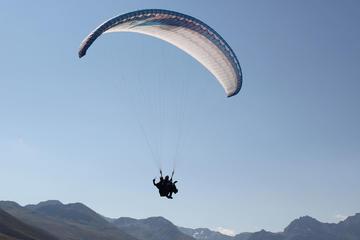 Paragliding Tandemflight in Davos