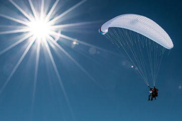 Private Half-Day Tandem Paragliding...