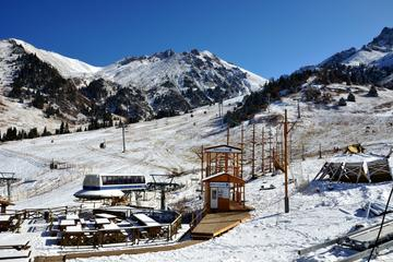 Tour to mountain ski resort Shymbulak
