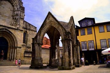 Guimarães et Braga: visite en petit...