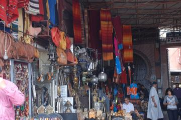 Marrakech City Tour Highlights Half-Day Tour