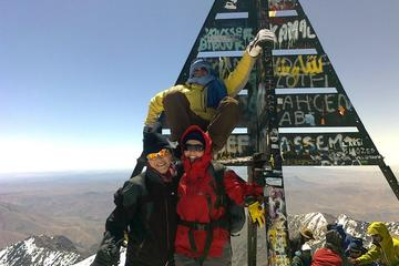 Toubkal Mountain Trek-2 days