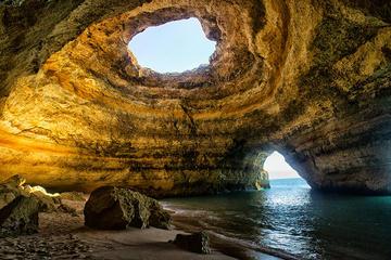 Visita privada a las cuevas de Benagil desde Portimao