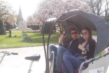 80-minütige Besichtigungstour durch Straßburg per Fahrradtaxi