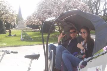 80 Minute Strasbourg Sightseeing Tour by Pedicab